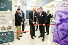 Waters and BioCity launch open access laboratory at Alderley Park