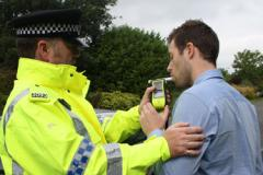 40 drivers arrested during first weekend of Christmas clampdown