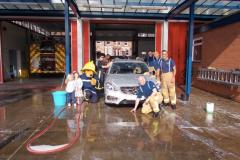 Wilmslow firefighters to make a splash with charity car wash