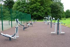 New £21,000 outdoor gym officially opened