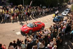 Wilmslow Motor Show is revving up to roar into town