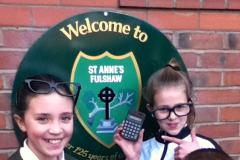 St. Anne's mathematicians rise to the challenge