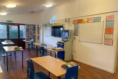 Classrooms for vulnerable students revamped with the help of local law firm