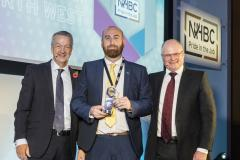 Jones Homes site manager named as one of UK's best house builders