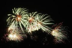 Reader's Photos: Wilmslow's Bonfire and Fireworks Display