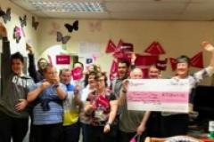 Local charity awarded lottery funding
