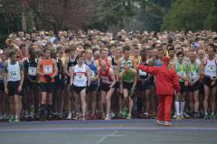 On your marks for the Waters® Wilmslow Half Marathon 2014