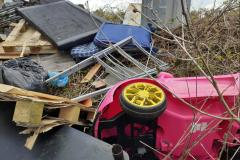 Reader's Letter: Litter and fly tipping