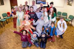 Oh yes, it is panto time again at St Anne's
