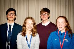 Cambridge offers for 4 Wilmslow students