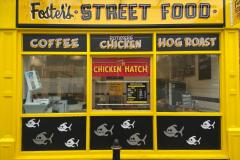Fosters Fish & Chips opens 'street food'