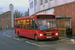 Updated: Saturday bus service at risk