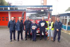 Campaign to combat arson in Wilmslow town centre