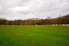 Rugby club applies to install floodlights