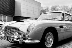 Classic Aston Martin worth over £1million stolen in town centre