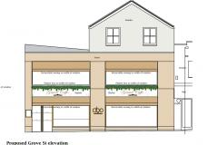 Plans to combine retail units to create single restaurant