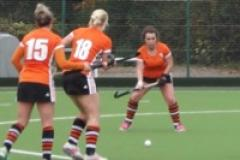 Hockey: Ladies secure hard-fought win