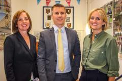 Digital Next builds website for Wilmslow High School's Business Partner Programme