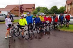 PTA completing Welsh coast to coast ride for school extension