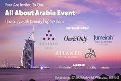 All About Arabia with Destinology