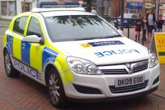 Increased police presence in the run up to Christmas