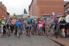 Free family ride to set off from Artisan Market