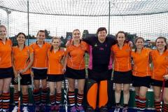 Hockey: Ladies promotion campaign continues