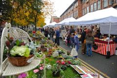 Batch of new artisans and charities join this weekend's market