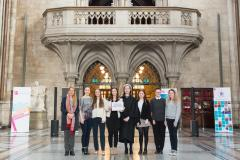 Mock trial team raise the bar in national final