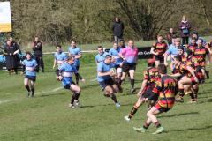 Rugby: Wolves suffer second loss on the trot