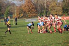 Rugby: Wolves are outclassed by Wirral