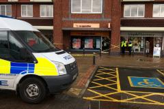 Three charged following armed robbery at travel agents