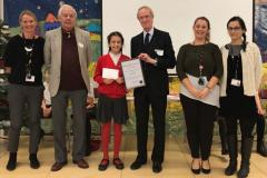 Wilmslow Rotary awards young citizen