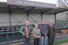 Hockey: Win for Wilmslow as they honour former president with new stand