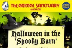 Have a frightfully good time in 'Spooky Barn' - CANCELLED