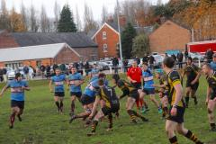 Rugby: Wolves raise their game to beat Northwich
