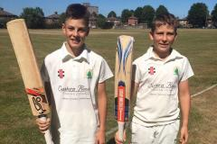 Cricket: Lindow top at half way