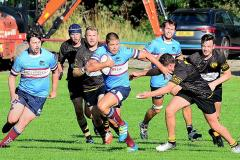 Rugby: Wolves beat Northwich is hard fought contest