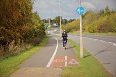 Have your say on plans for new 2.1km Wilmslow walking and cycling route