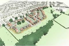 Plans for 81 homes in the Green Belt withdrawn