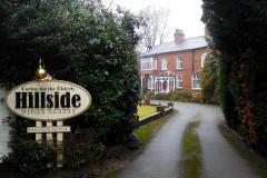 Plans to replace care home with 14 apartments refused