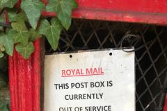 Reader's Letter: Open the post box