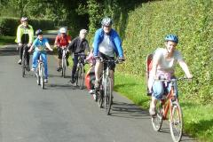 Families invited to join free bike ride