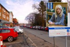 MP calls for an hour of free parking in Wilmslow to help high street recover