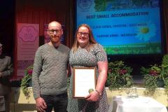 Wilmslow picks up a bunch of In Bloom awards