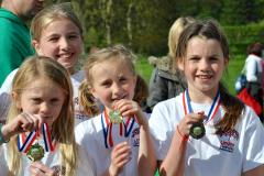 200 compete in school's cross country challenge