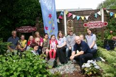Guides capture time to mark centenary