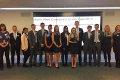 Young entrepreneurs through to national final