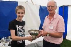 Vulcan model brings show success for talented pupil
