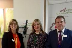 'Connected Communities' centre unveiled in Handforth